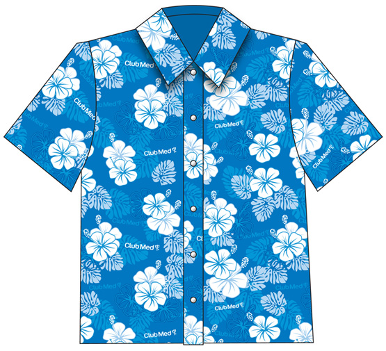 Clubmed for Really cheap custom shirts